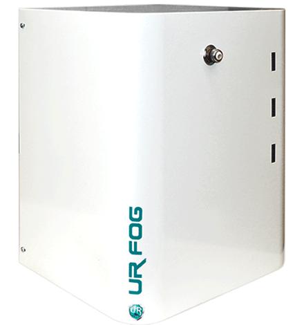 Генератор охранного тумана UR FOG Fast 1500