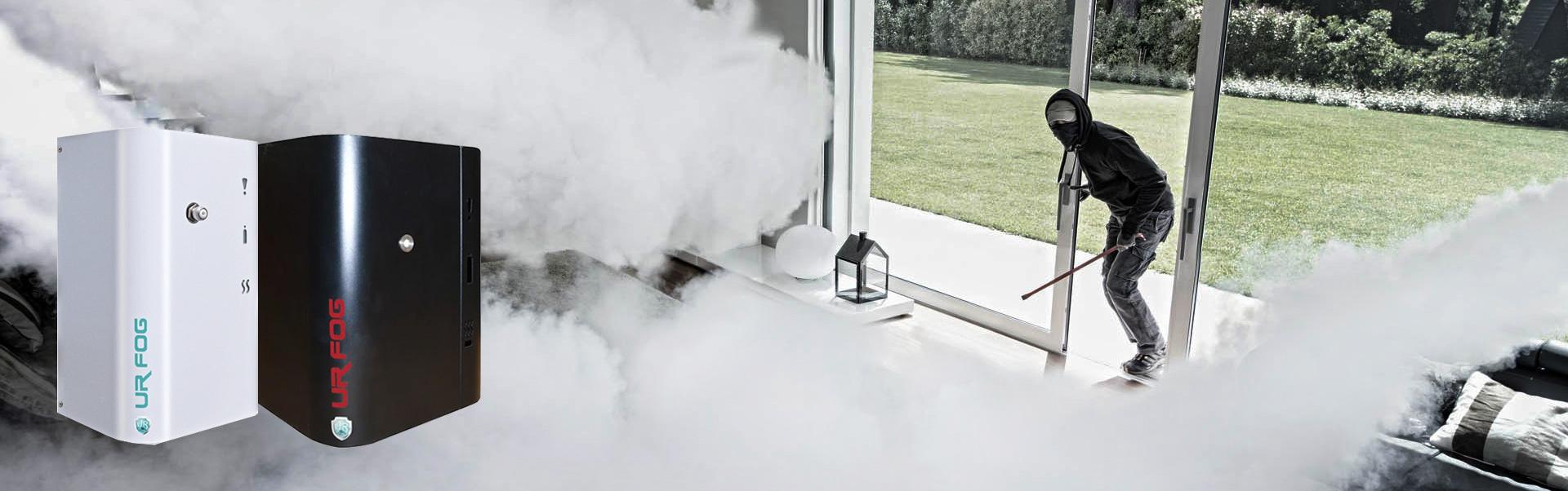 Генераторы охранного тумана