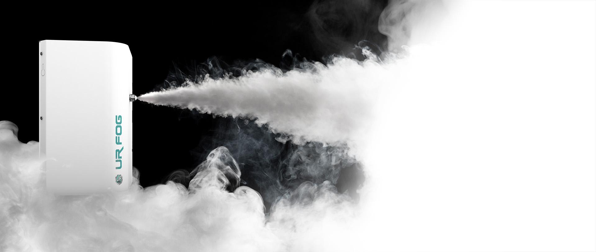 Генератор охранного тумана UR FOG