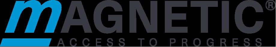 Magnetic логотип