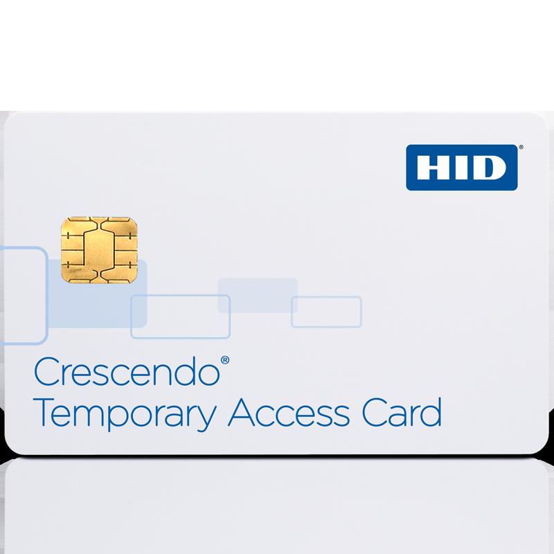 crescendo-temporary-access-card